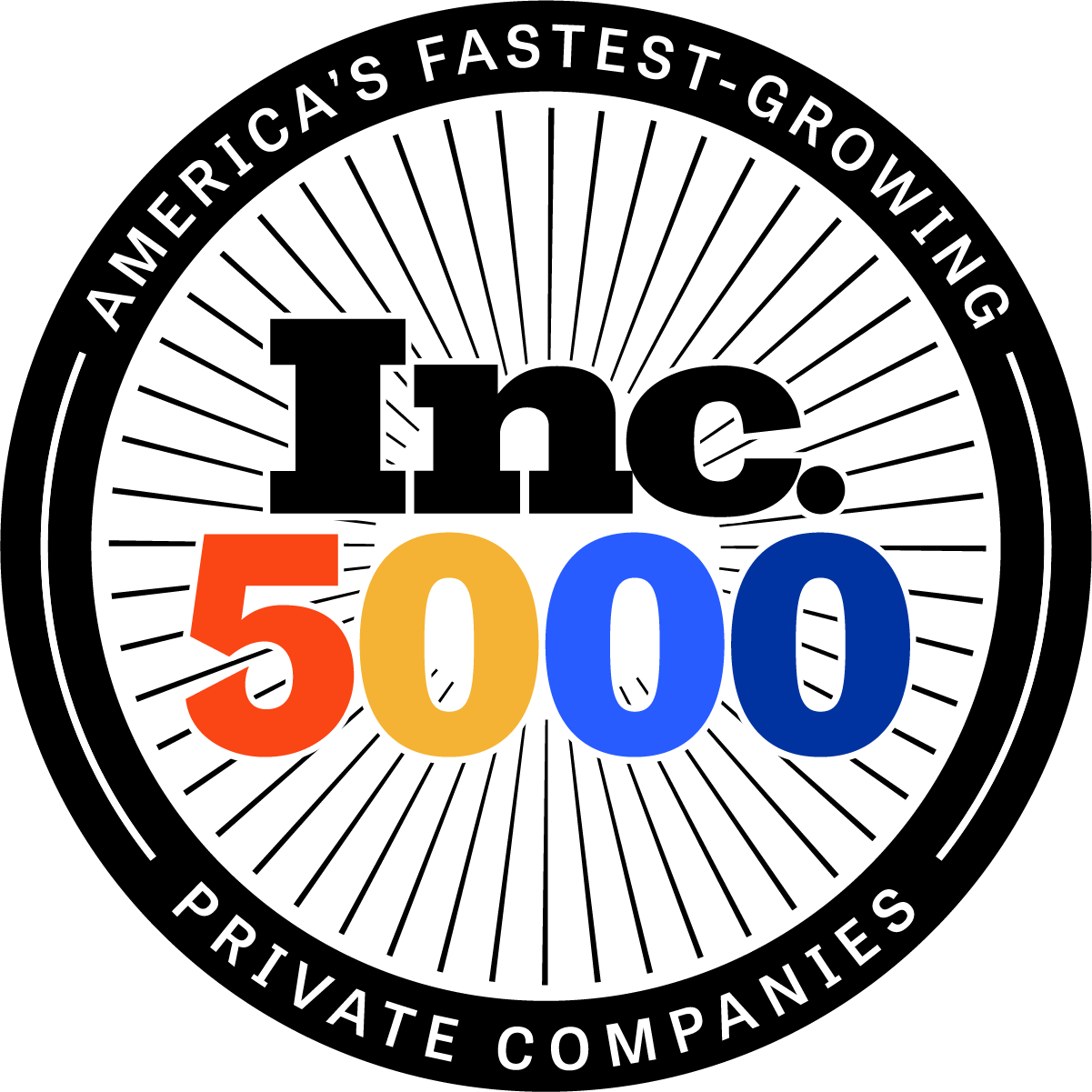 Inc. 5000 America's Fastest-Growing Private Companies